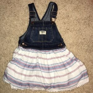 3t overall dress